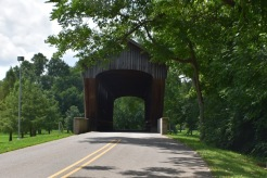 Millrace Park Covered Bridge