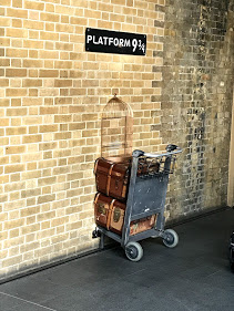 Platform 9 & 3/4
